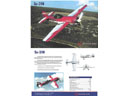 # yaksu403 SU-31M new sports aerobatic aircraft Sukhoi factory brochure