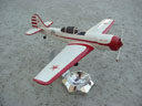 # yaksu120 YAK-50/53 aerobatic aircraft model