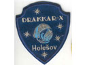 # yaksu234 Czech republic aeroclub `Drakkar-X` pilot patch - Click Image to Close