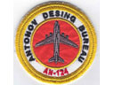 # aairl150 An-124 Antonov Design Bureau pilot patch