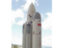 # sm490A Energia rocket with Mock-up of Spaceship - Click Image to Close