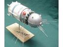 # sm125 Vostok spaceship presentation model