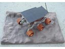 # sm253 Mars rover `Pathfinder` Russian made metal model