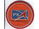 # fp102 Soyuz TMA-1/TM-34-ISS flown RKA patch
