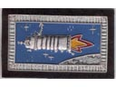 # fp106 Soyuz TMA-1/TM-34-ISS flown Progress patch