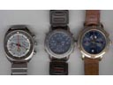 # fpit100 Watches of cosmonaut A.Poleshuk flown Soyuz