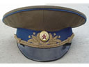 # s300 Pilot-cosmonaut visor hat - Click Image to Close