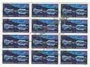 # astp109c Bulgarian ASTP stamps signed by Alexei Leonov - Click Image to Close