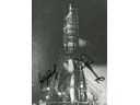 # astp965 Soyuz rocket photo signed by Soviet ASTP crew