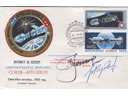 # astp151a ASTP cover signed by Soyuz-19 crew