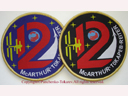 # spp092b ISS-12 expedition woven patches