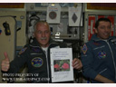 # spp097c Astronaut Phillips Birthday/Soyuz TMA-6 wire patch