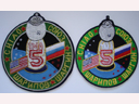 # spp095a Original Soyuz TMA-5 patches
