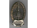 # sbp133 Veteran of Cosmodrome Plesetsk award badge