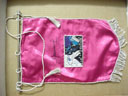 # pnt105 Voskhod-2 commemorative pennant signed by First man in outer space A.Leonov