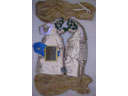 # h050c EVA-4 gloves and mirror of ISS-3 cosmonaut Vl