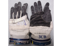 # h057 Soyuz TMA-1/Soyuz TM-34 ISS gloves of Sergei Z