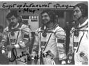 # pf119 Soyuz TM-4/MIR flown 365 days photo