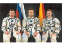 # fpit111 Soyuz TMA-1-ISS-TM-34 crew flown photo