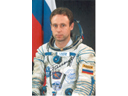 # fpit113 Soyuz TMA-1 commander S.Zaletin flown on IS