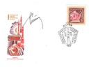 # vstk142 Titov signed 1970 Cosmonautics Day cover