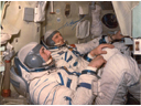 # soy250 Soyuz-21/Salyut-5 cosmonauts during training - Click Image to Close