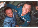 # soy150 Soyuz TM-17/TM-16 meeting on orbit