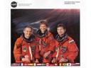 # cspc120 ISS Expedition-5 crew signed NASA print