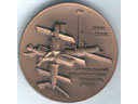 # ma150 Russian Aerospace Agency award medal