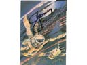 # sprnt700 In Outer Space artwork card of Leonov