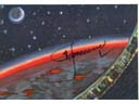 # sprnt706 Night On The Earth A.Leonov signed artwork card