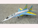 # mp096b Mig-29 Ukrainian Falcons 2-seat aircraft model