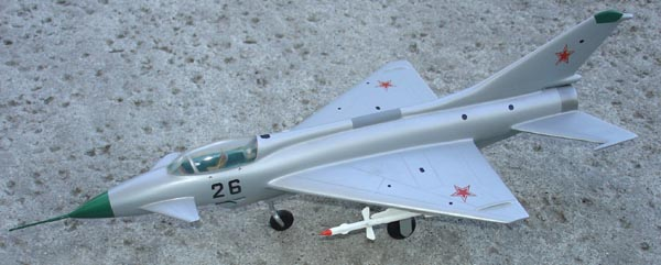 # mp094 YE-8 (Mikoyan E-8) experimental fighter