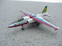 # sp200 SU-25 `Sky Hussars` Aerobatic Team model
